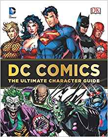 DC Comics : The Ultimate Character Guide (Hardcover)