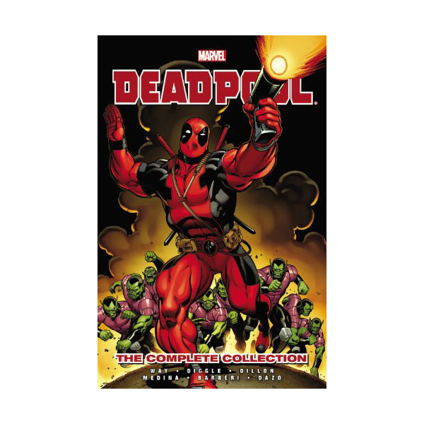Deadpool by Daniel Way : The Complete Collection - Volume 1 (Paperback)