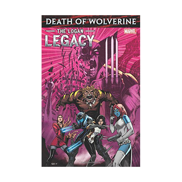 Death of Wolverine: The Logan Legacy (Paperback)