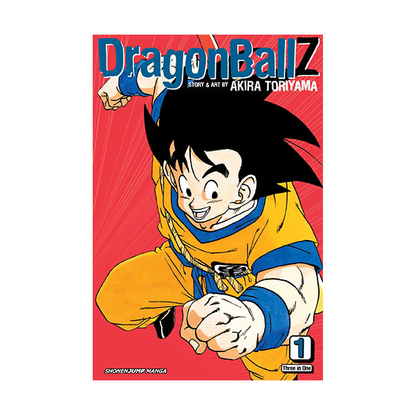 Dragon Ball Z #1 : Books 1-3 (Paperback)