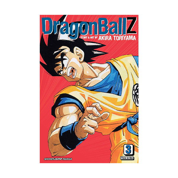 Dragon Ball Z #3 : Books 7-9 (Paperback)