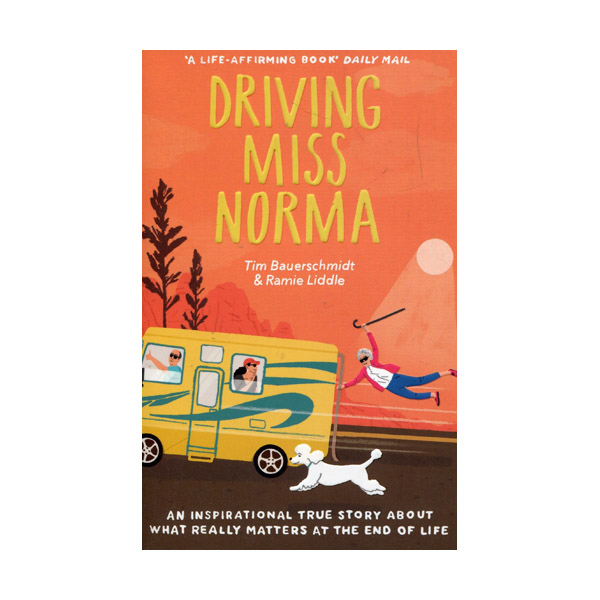 Driving Miss Norma (Paperback, 영국판)