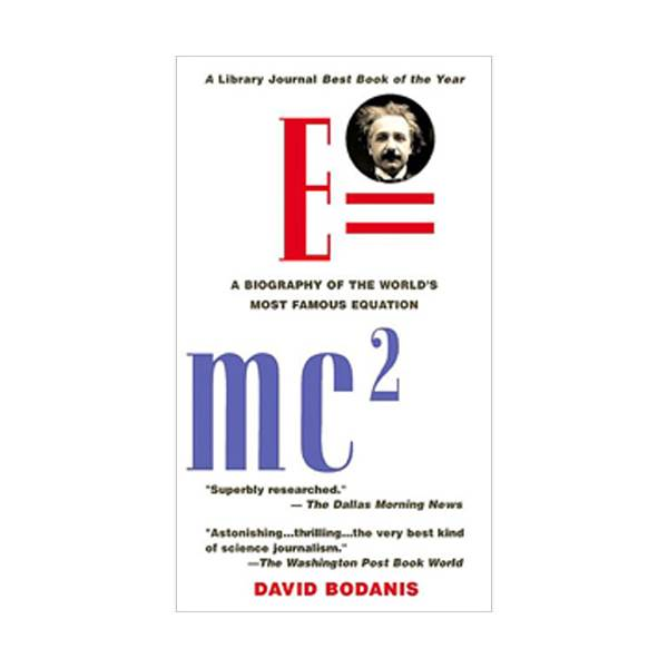 E=mc2 : A Biography of the Worlds Most Famous Equation (Paperback, Reissue)