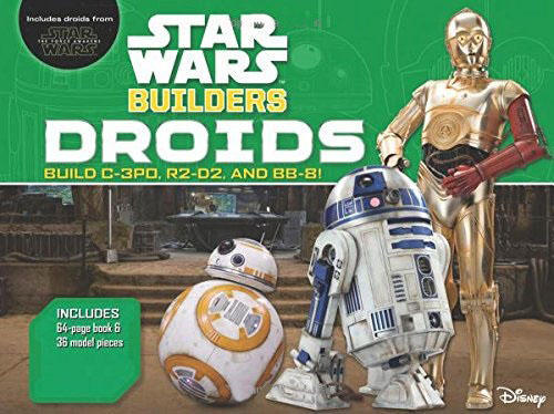 Star Wars Builders : Droids (Hardcover)
