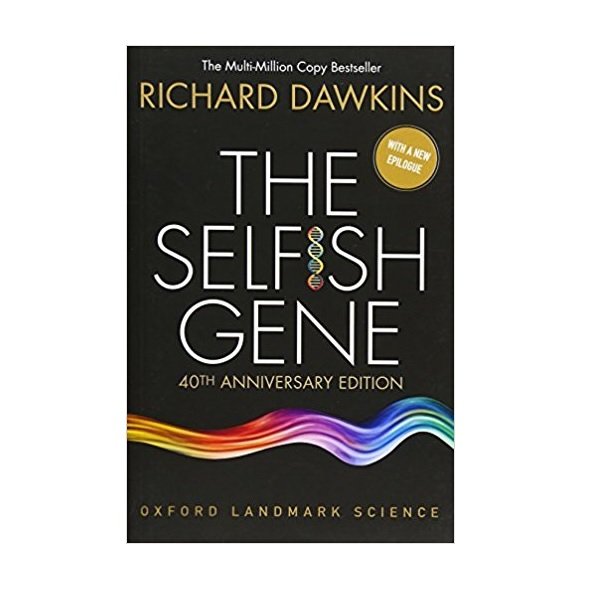 The Selfish Gene : 40th Anniversary Edition (Paperback)