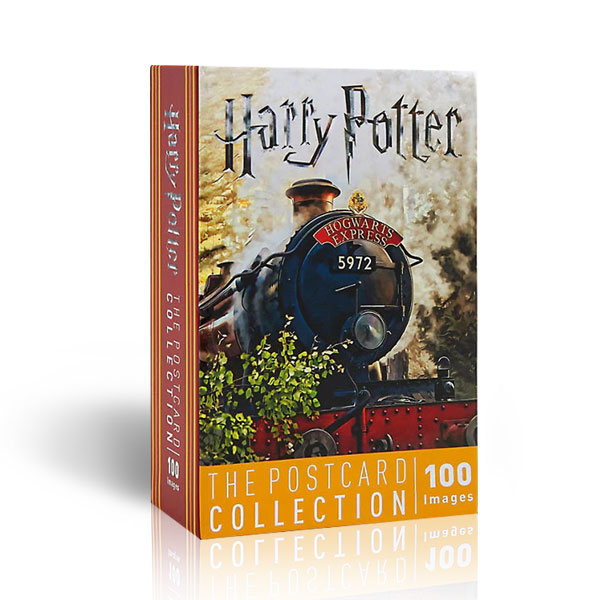 Harry Potter 해리포터 : The Postcard 100 Collection (Postcards)