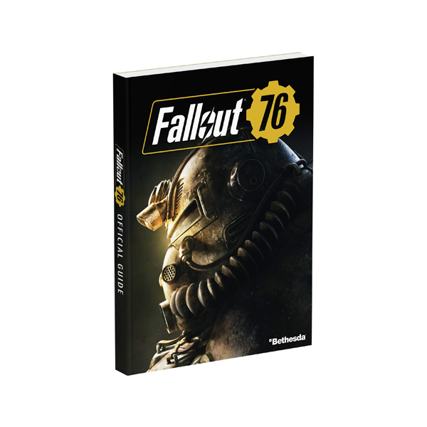 Fallout 76 : Official Guide (Paperback)