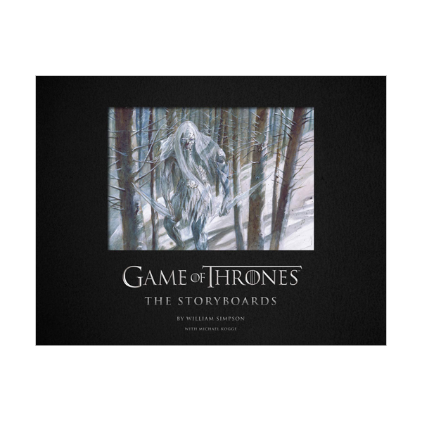 Game of Thrones : The Storyboards (Hardcover, 영국판)