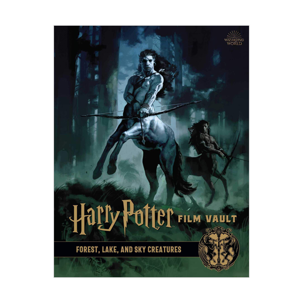 Harry Potter Film Vault #01 : Forest, Lake, and Sky Creatures (Hardcover)
