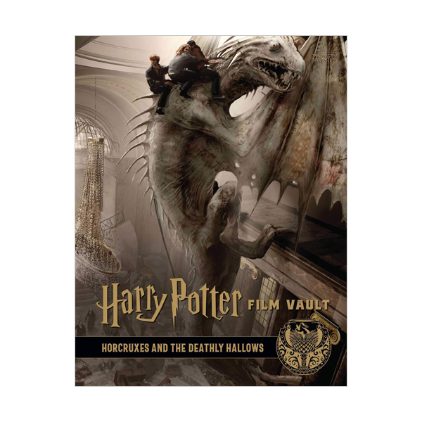 Harry Potter Film Vault #03 : Horcruxes and The Deathly Hallows (Hardcover)