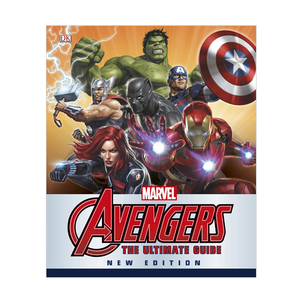 Marvel Avengers Ultimate Guide New Edition (Hardcover, 영국판)