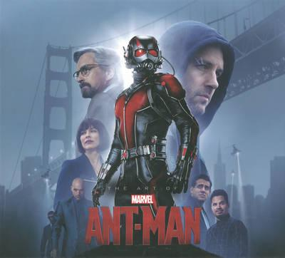 Marvel's Ant-Man : The Art of the Movie Slipcase (Hardcover)