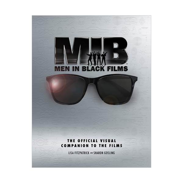 Men In Black : The Extraordinary Visual Companion to the Films (Hardcover)