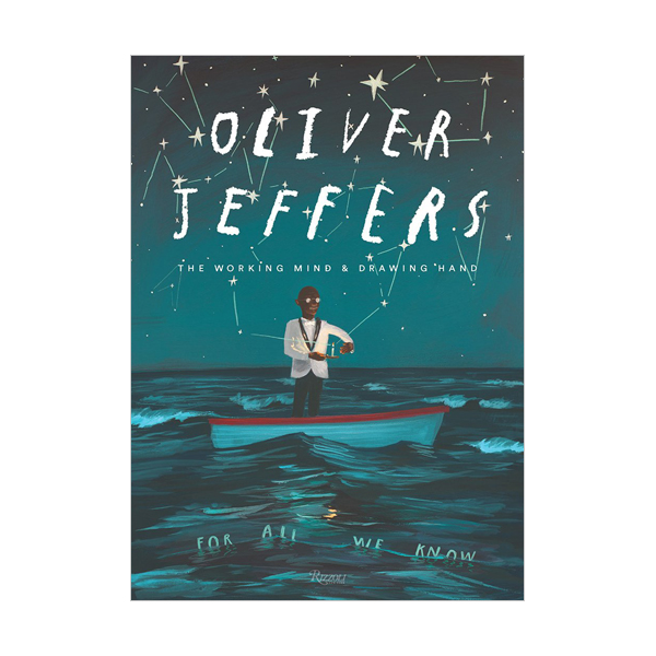 Oliver Jeffers : The Working Mind and Drawing Hand (Hardcover)