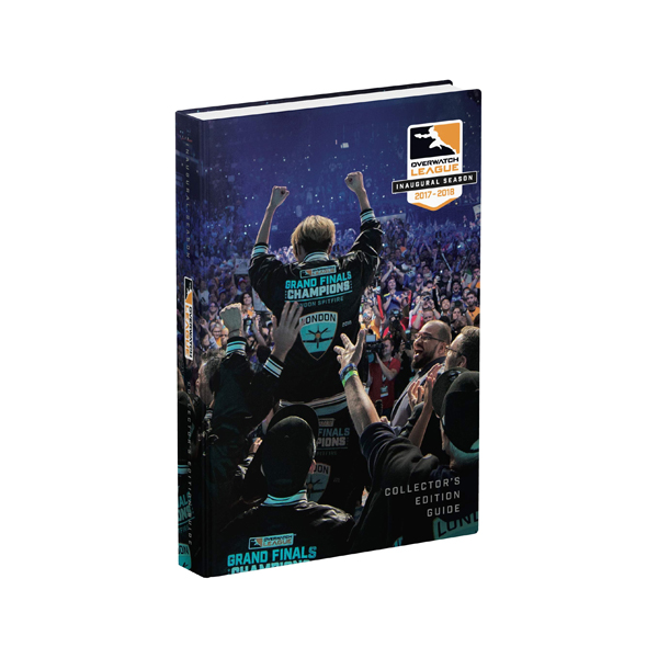 Overwatch League : Inaugural Season Collectors Edition (Hardcover, 영국판)
