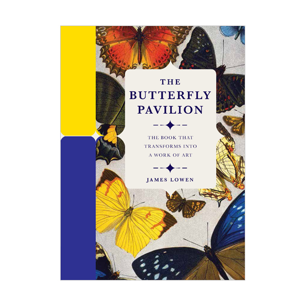 Paperscapes : The Butterfly Pavilion (Hardcover, 영국판)