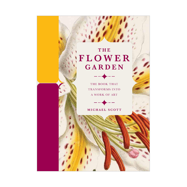 Paperscapes : The Flower Garden (Hardcover, 영국판)