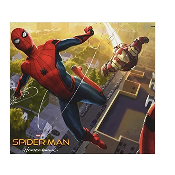 Spider-Man : Homecoming : The Art of the Movie (Hardcover)