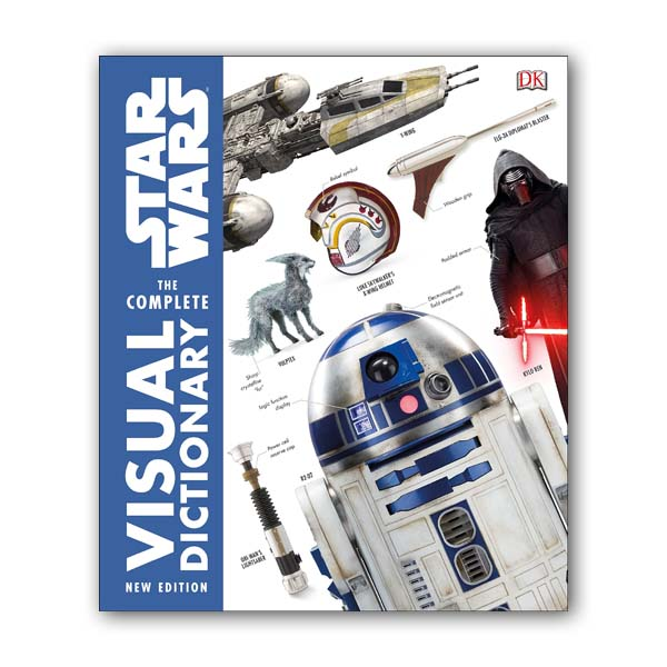 Star Wars The Complete Visual Dictionary New Edition (Hardcover, 미국판)