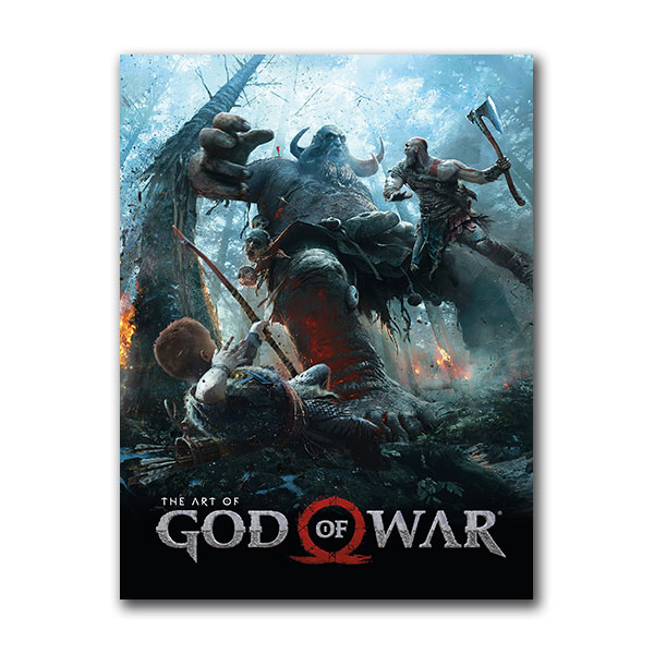 The Art of God of War (Hardcover)
