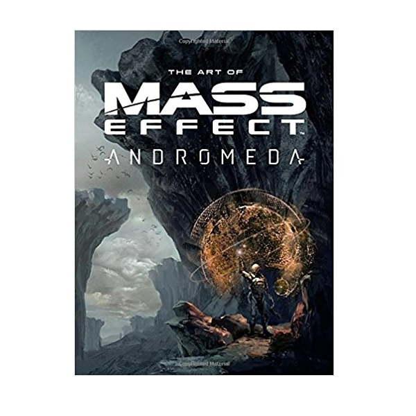 The Art of Mass Effect : Andromeda (Hardcover)