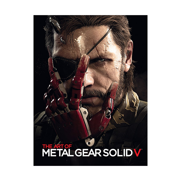 The Art of Metal Gear Solid V (Hardcover)
