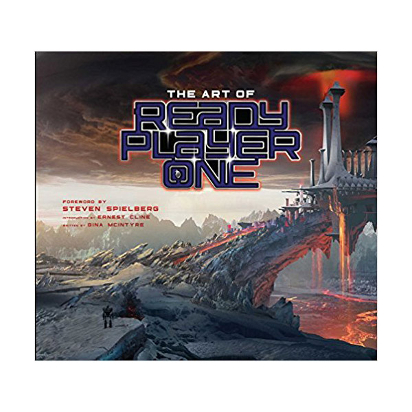 The Art of Ready Player One (Hardcover)