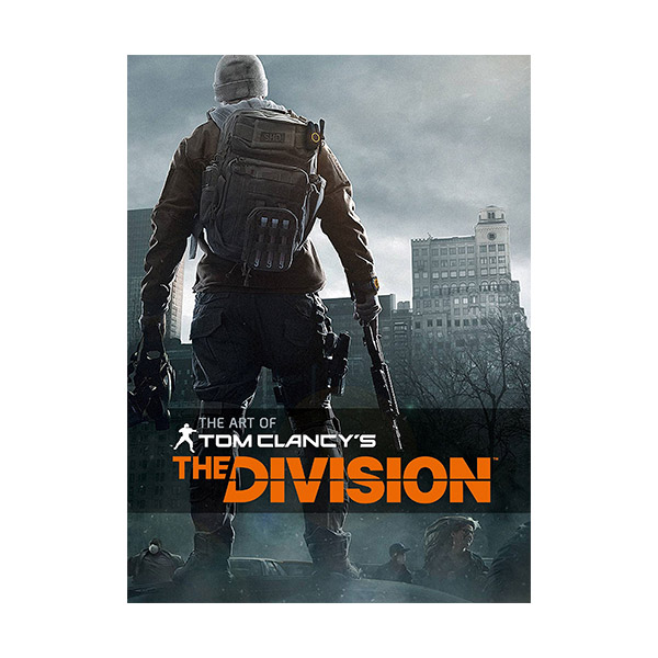 The Art of Tom Clancy's The Division (Hardcover)