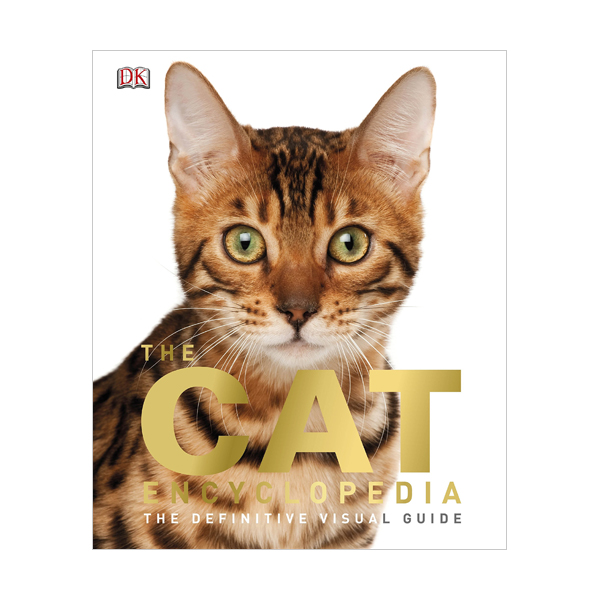 The Cat Encyclopedia (Hardcover, 영국판)