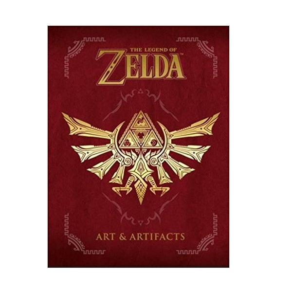 The Legend of Zelda : Art & Artifacts (Hardcover)
