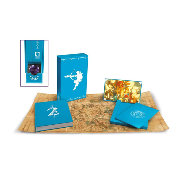 The Legend of Zelda : Breath of the Wild-Creating a Champion Hero's Edition (Hardcover)