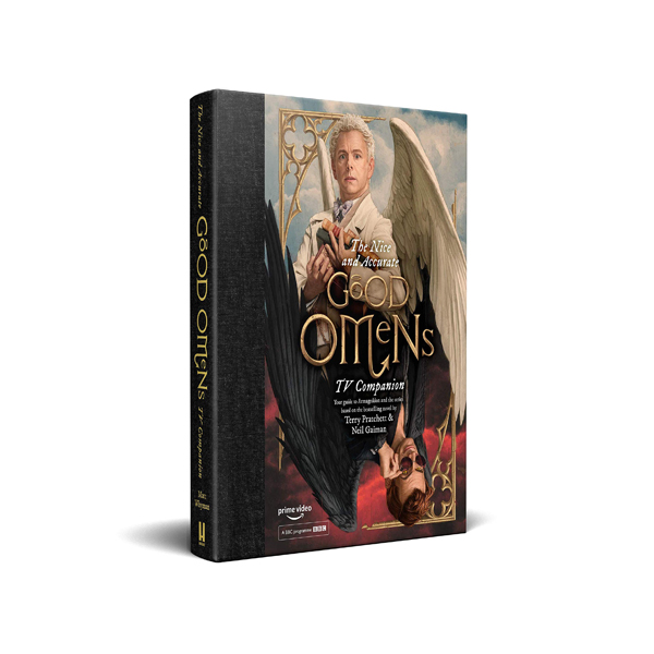 The Nice and Accurate Good Omens TV Companion (Hardcover, 영국판)