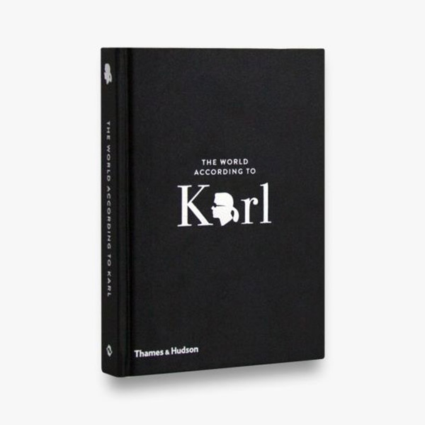 The World According to Karl : The Wit and Wisdom of Karl Lagerfeld (Hardcover, 영국판)