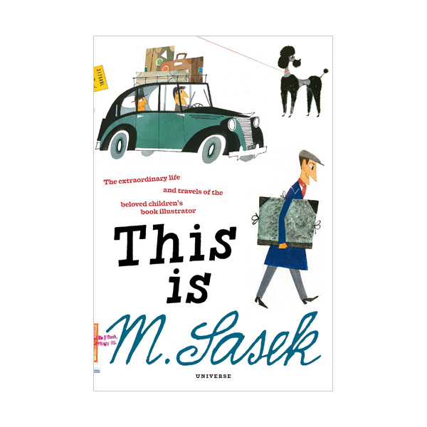 This Is M. Sasek : This is 시리즈 (Hardcover)