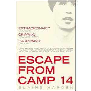 Escape from Camp 14 (Paperback,영국판)