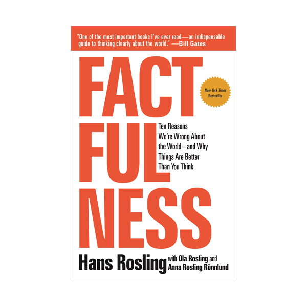 ☆윈터세일☆Factfulness (Paperback, INT)