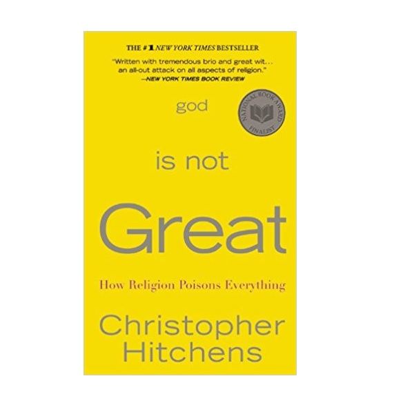 God is Not Great (Mass Market Paperback, International Edition)