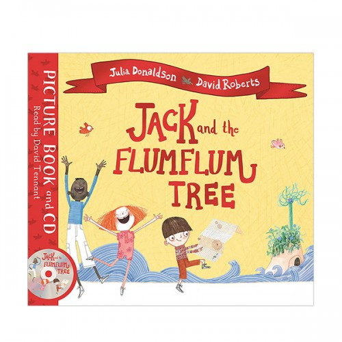 Jack and the Flumflum Tree (Book & CD, 영국판)