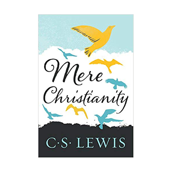Mere Christianity (Paperback, Rough-Cut Edition)