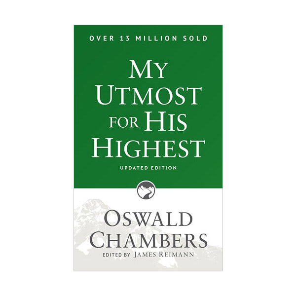 My Utmost for His Highest (Paperback,Revised)