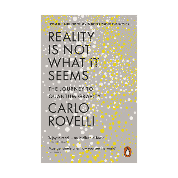 Reality Is Not What It Seems: The Journey to Quantum Gravity (Paperback, 영국판)