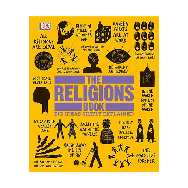 Religions Book (Hardcover)
