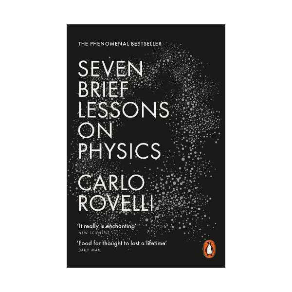 Seven Brief Lessons on Physics (Paperback, 영국판)