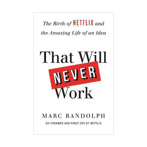 [정가인하] That Will Never Work (Paperback, INT)