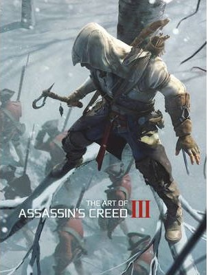 The Art of Assassin's Creed III (Hardcover)