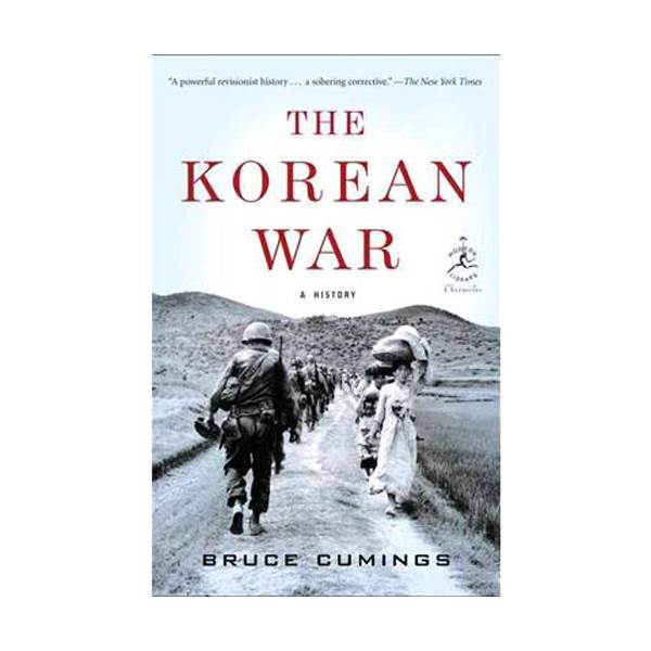 The Korean War :A History (Paperback)