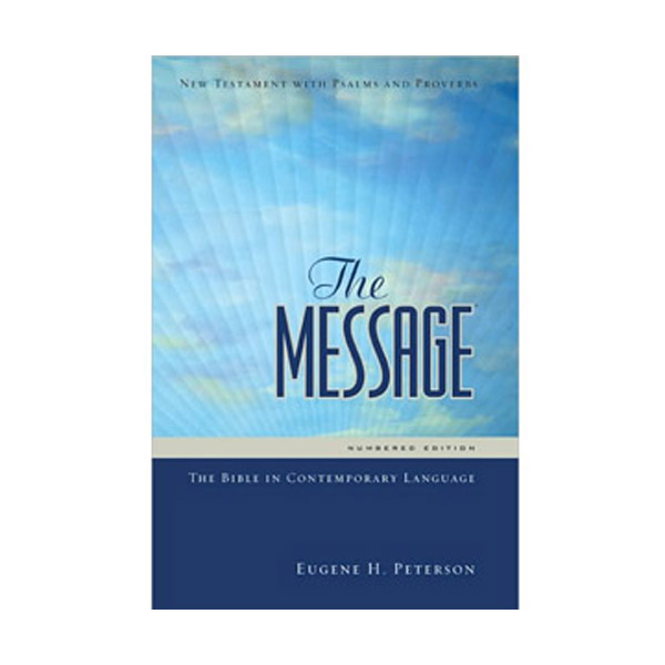 The Message : Personal Size, New Testament with Psalms & Proverbs (Paperback)