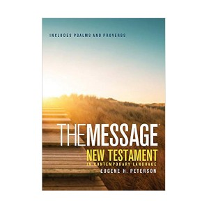 The Message: New Testament, Psalms and Proverbs (Pocket Paperback)