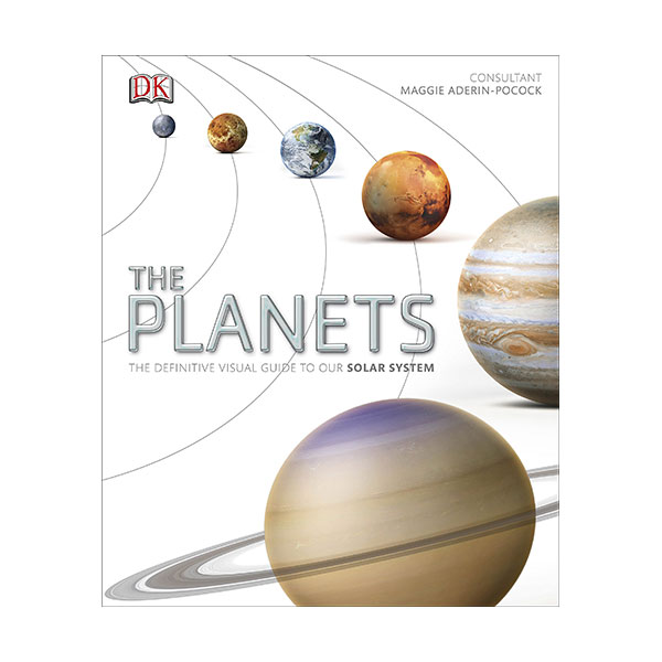 The Planets : The Definitive Visual Guide to Our Solar System (Hardcover, 영국판)