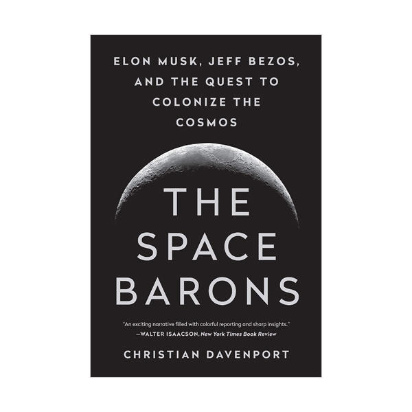 The Space Barons (Paperback)